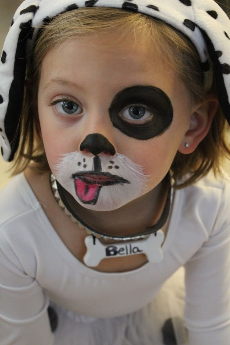 10 Attractive Face Painting Ideas For Kids simple face painting ideas for kids a she puppy party 2020