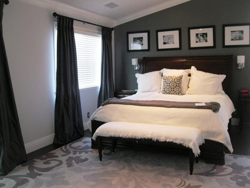10 Attractive Black White And Gray Bedroom Ideas simple grey and white bedroom ideas womenmisbehavin 2021