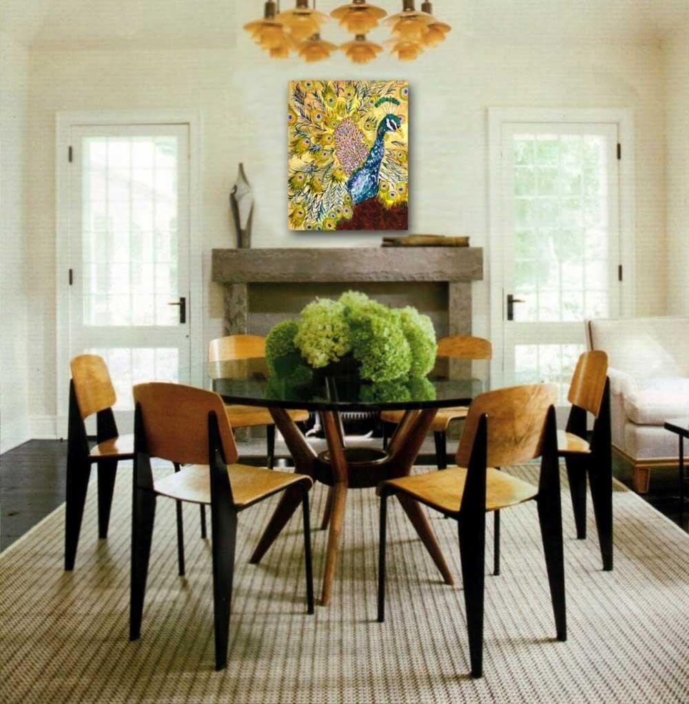 10 Elegant Dining Room Table Decorating Ideas Pictures simple home dining room table ideas decobizz 1