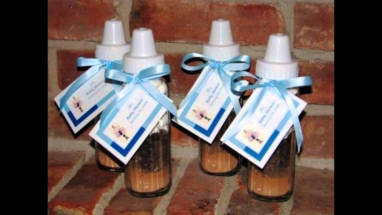 simple homemade baby shower invitation ideas - youtube
