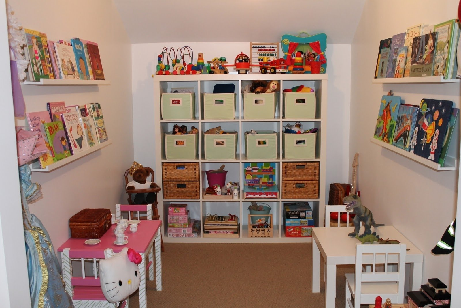 10 Nice Playroom Ideas For Small Spaces simple kids playroom design ideas for small spaces fun and cheerful 2020