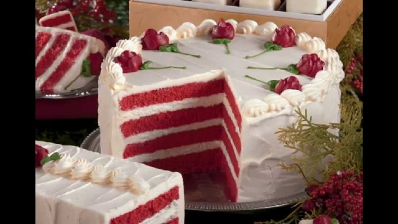 10 Amazing Red Velvet Cake Decorating Ideas simple red velvet cake decorations ideas youtube