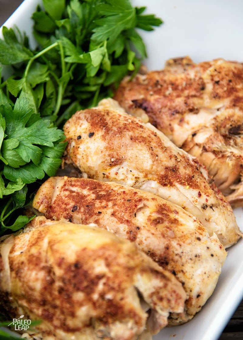 10 Unique Chicken Breast Ideas For Dinner simple slow cooker chicken paleo leap 1
