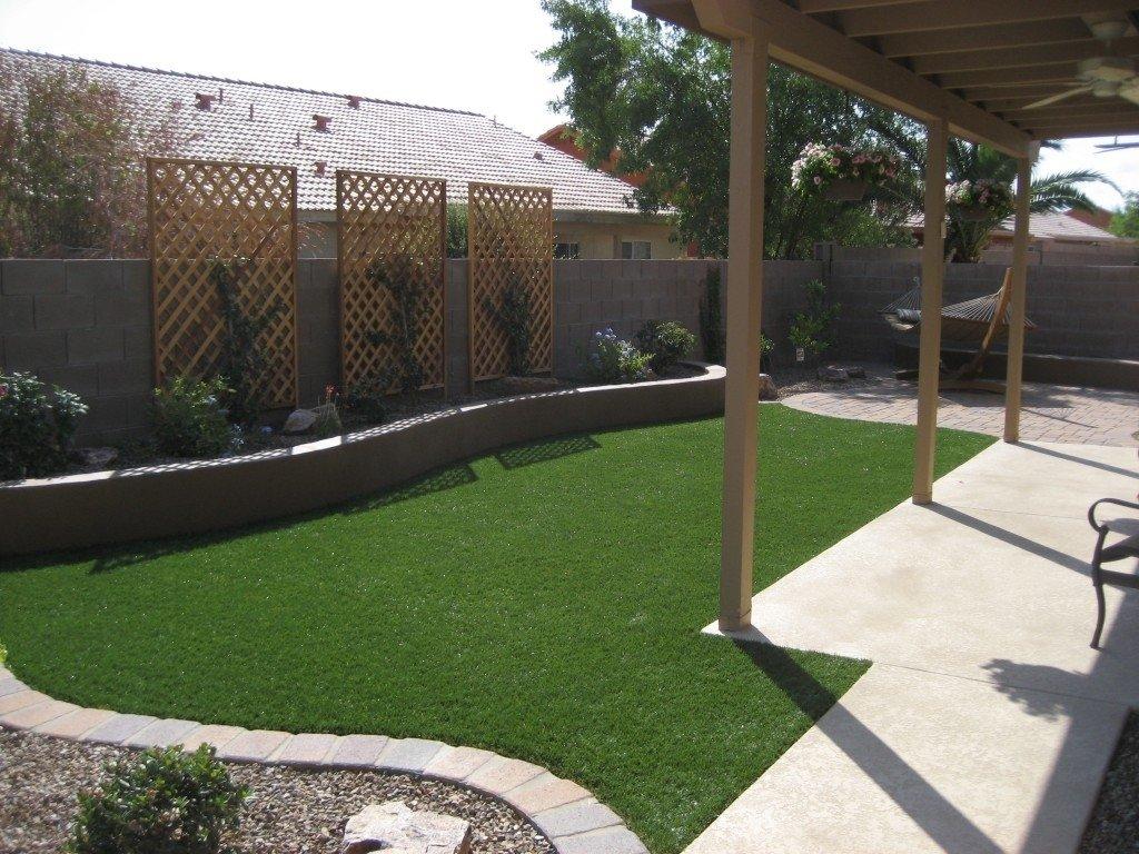 10 Fantastic Small Backyard Ideas On A Budget simple small backyard landscaping ideas manitoba design design 1 2020