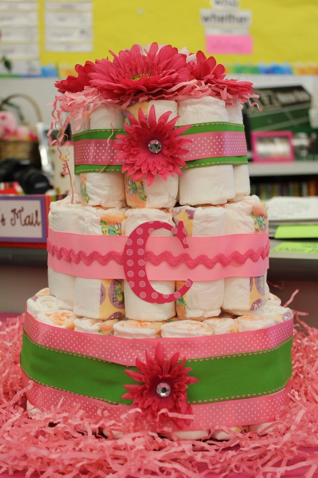 10 Famous Pink And Green Baby Shower Ideas simply made with love pink green baby shower 2020