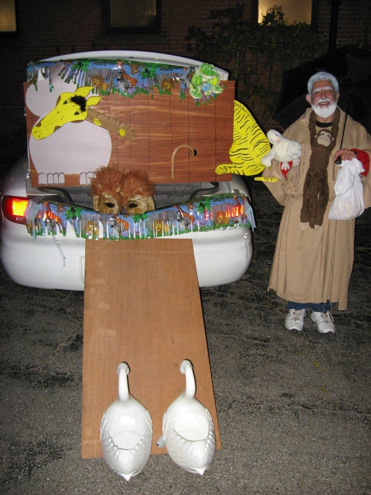 10 Attractive Biblical Trunk Or Treat Decorating Ideas simply mommy more bible costumes trunk or treat ideas that i 1 2020