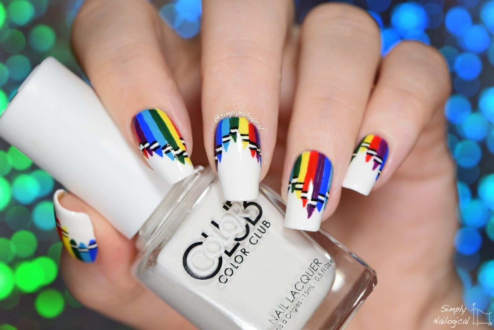 10 Fabulous Back To School Nail Ideas simply nailogical back to school nails what i learned in school 2020