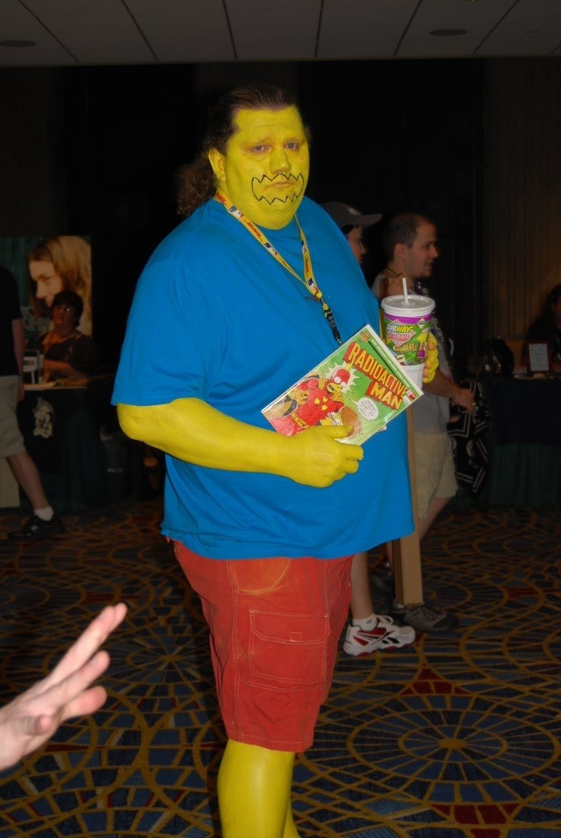 10 Wonderful Costume Ideas For Fat Guys simpsons cosplay easy halloween costume idea cosplays pinterest  sc 1 st  Unique Ideas 2018 & 10 Wonderful Costume Ideas For Fat Guys