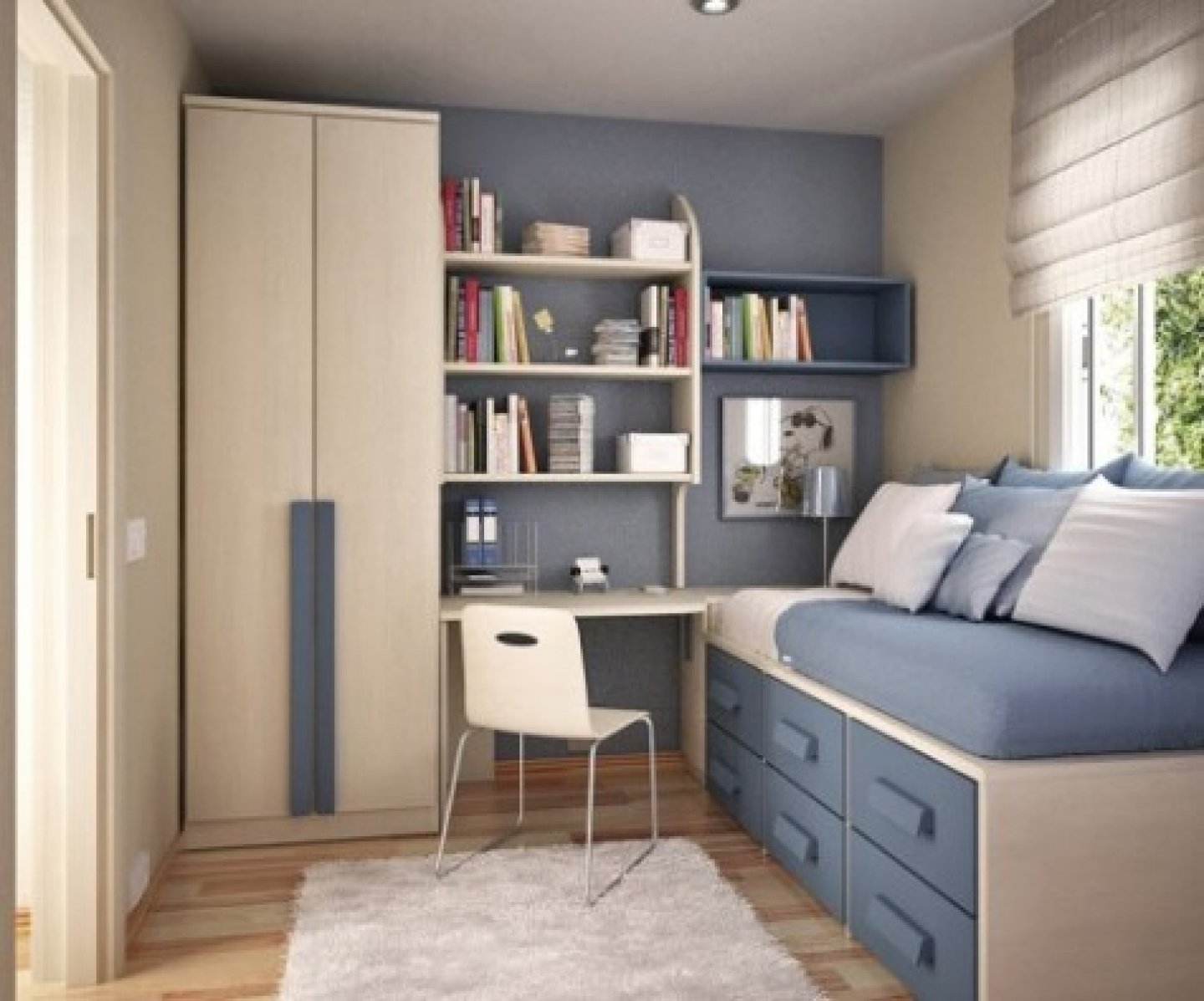 10 Beautiful Room Ideas For Small Rooms single bed ideas for small rooms best designing best beds for small 2020
