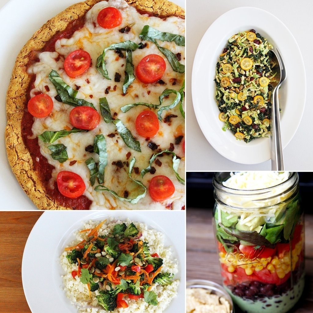 10 Spectacular Healthy Dinner Ideas For One single portion healthy dinner recipes for one popsugar fitness 2020