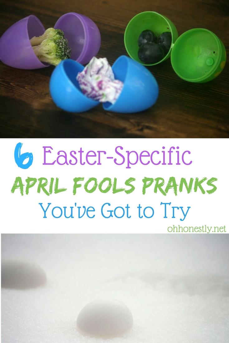 10 Unique April Fools Day Prank Ideas six easter specific april fools pranks youve got to try