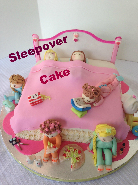 10 Fantastic Fun Ideas For A Sleepover sleepover cake sleepover cake fun idea youtube