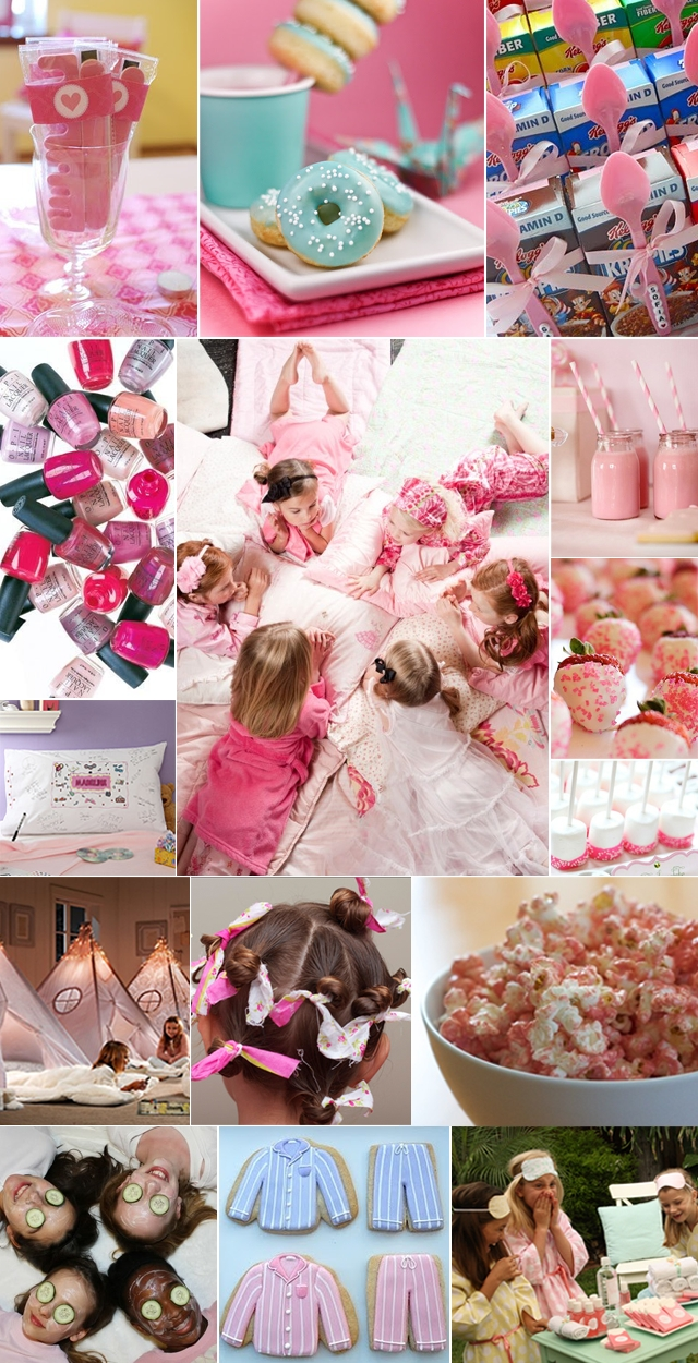 10 Most Popular Slumber Party Ideas For Tweens sleepover party for more like merriment on facebook at http www