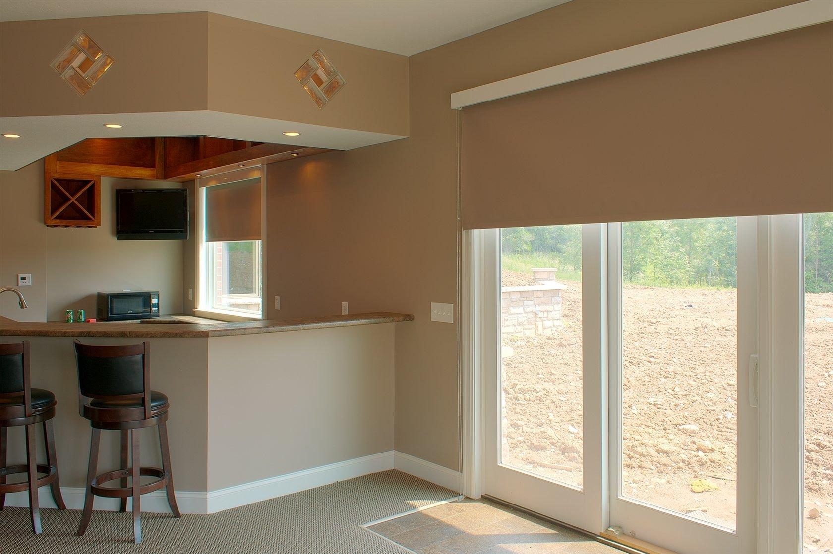 10 Attractive Sliding Door Window Treatments Ideas sliding door window treatment ideas lawnpatiobarn 2020