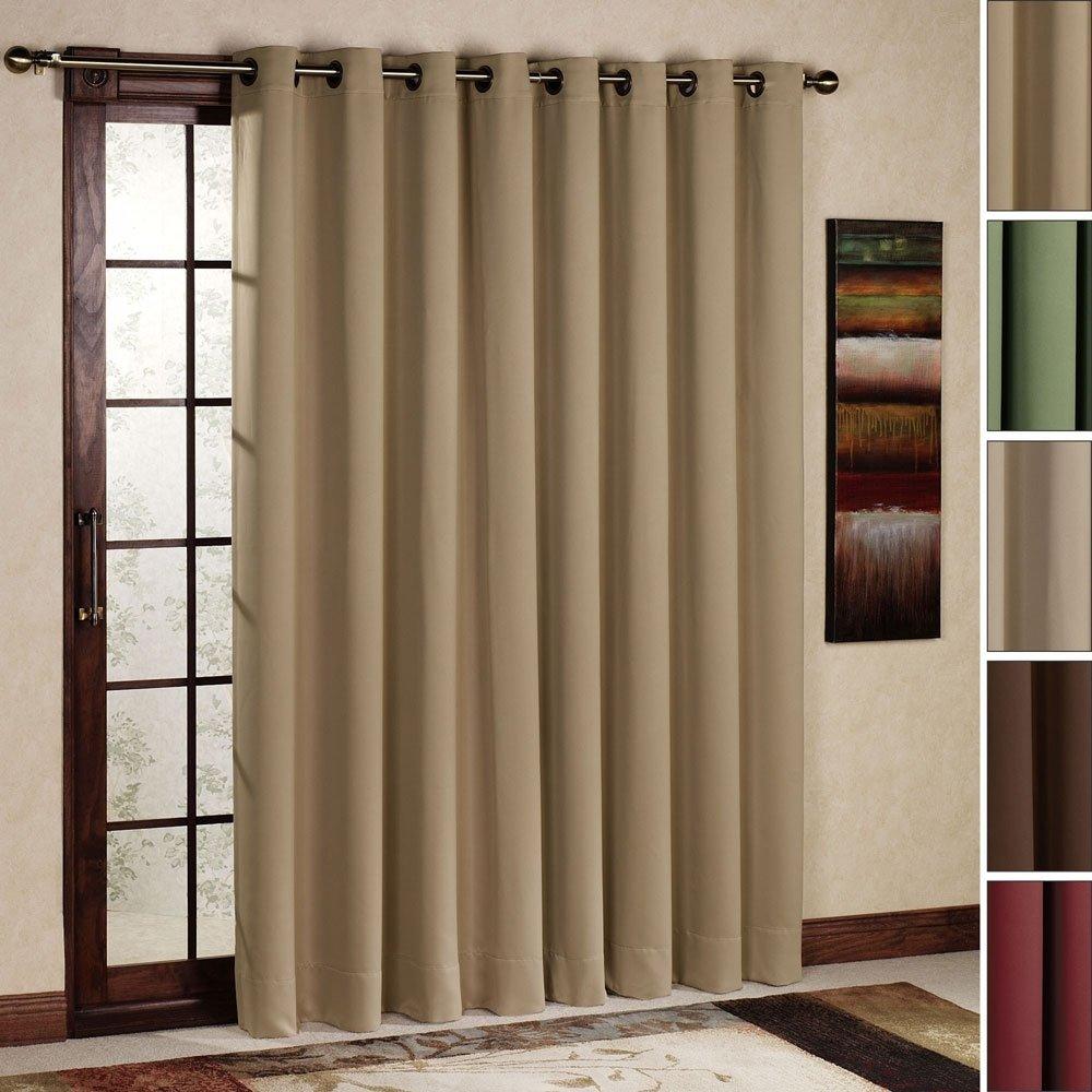 10 Amazing Sliding Glass Door Curtain Ideas sliding glass door blinds treatments for sliding glass doors 5 2020