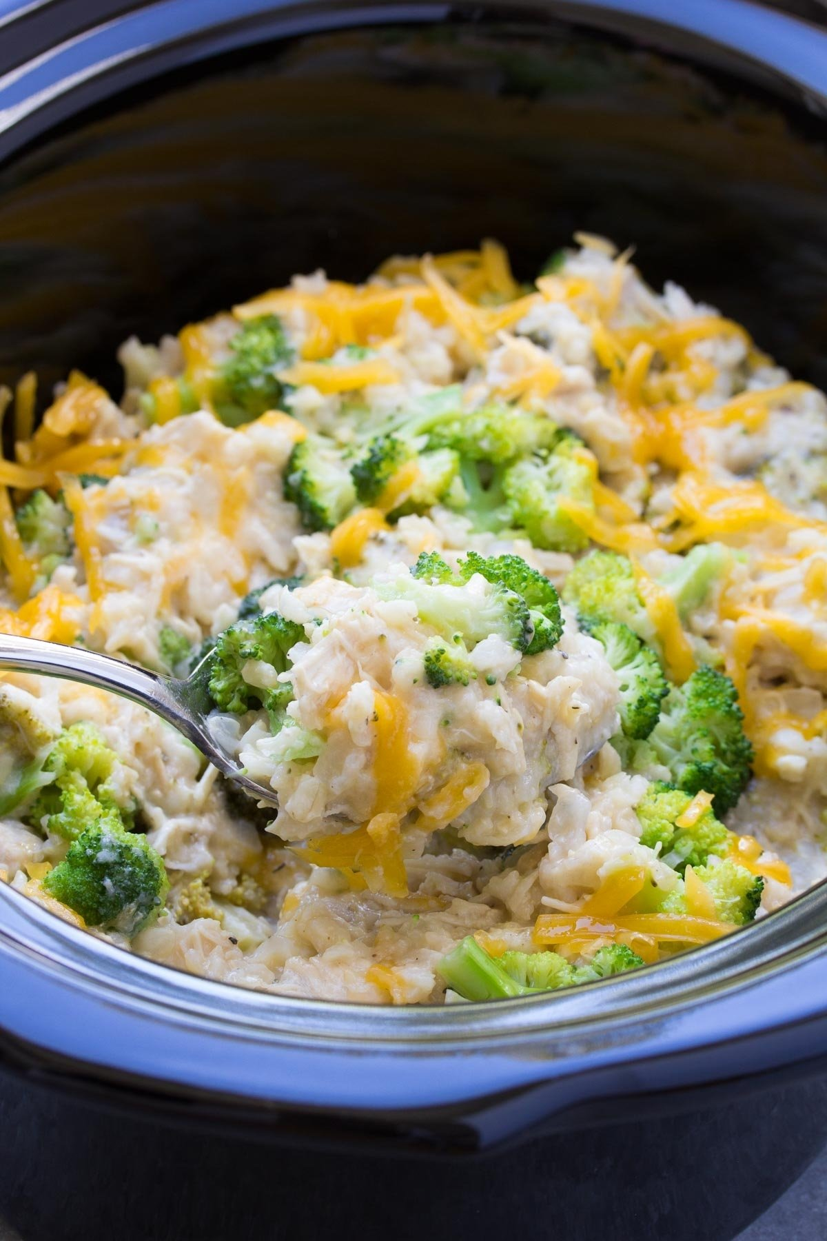10 Trendy Chicken And Rice Dinner Ideas slow cooker chicken broccoli and rice casserole kristines kitchen