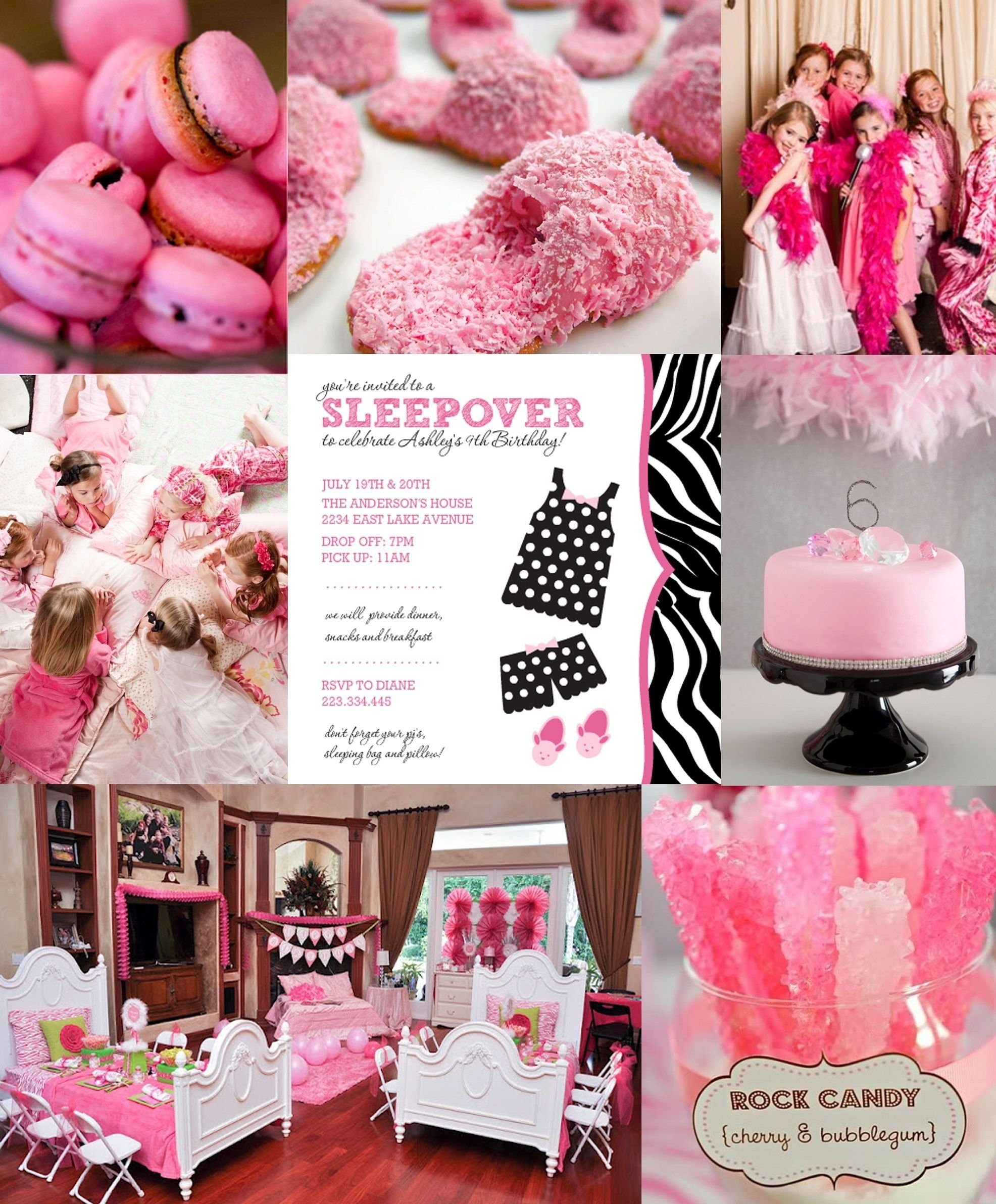 10 Most Recommended Ideas For A Slumber Party slumber party ideas slumber party inspiration board sleepover 1 2020