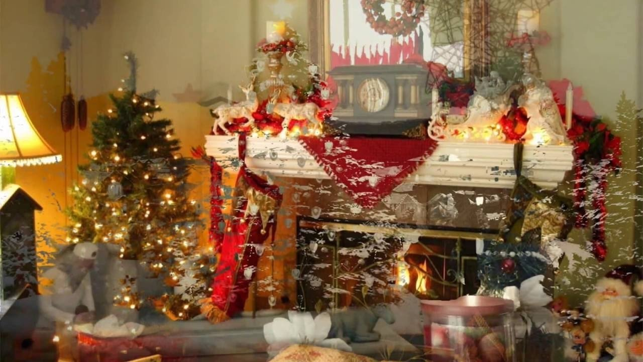 small apartment christmas decorating ideas - youtube