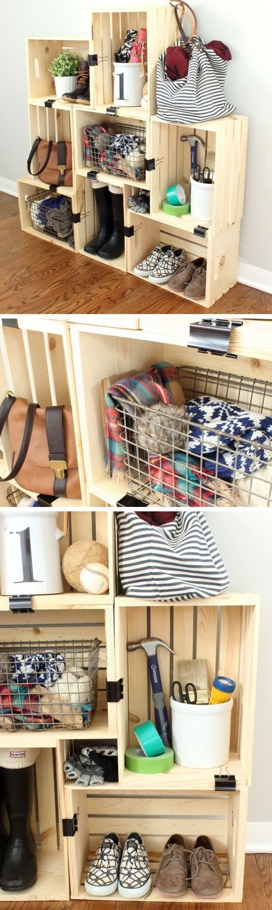 10 Gorgeous Organization Ideas For Small Apartments small apartment organization internetunblock internetunblock 2021