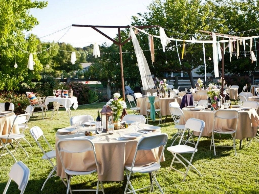 10 Fantastic Small Backyard Wedding Ideas On A Budget small backyard wedding ideas on a budget amys office avaz
