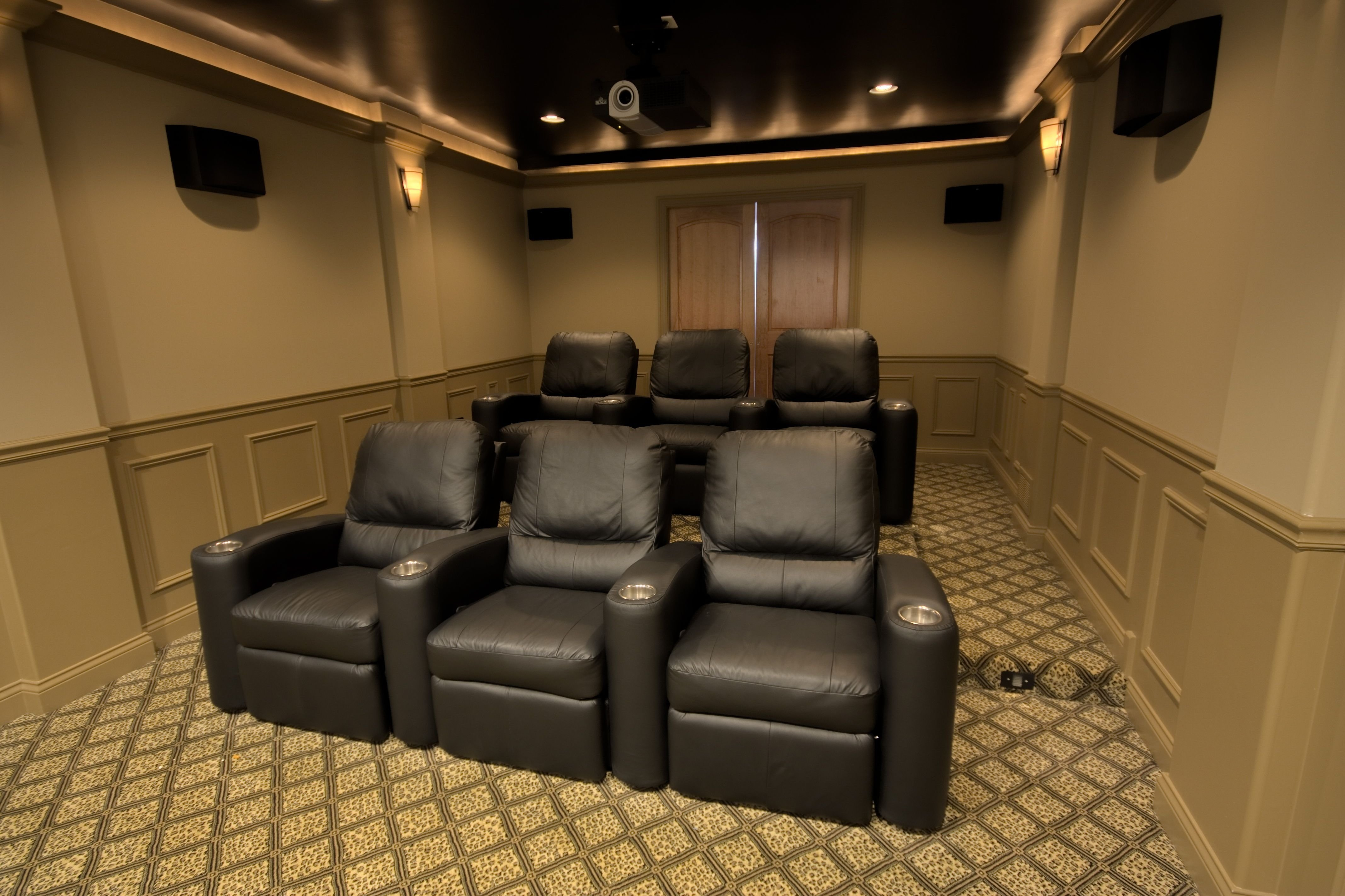 small basement ideas | balancing the budget | home theater