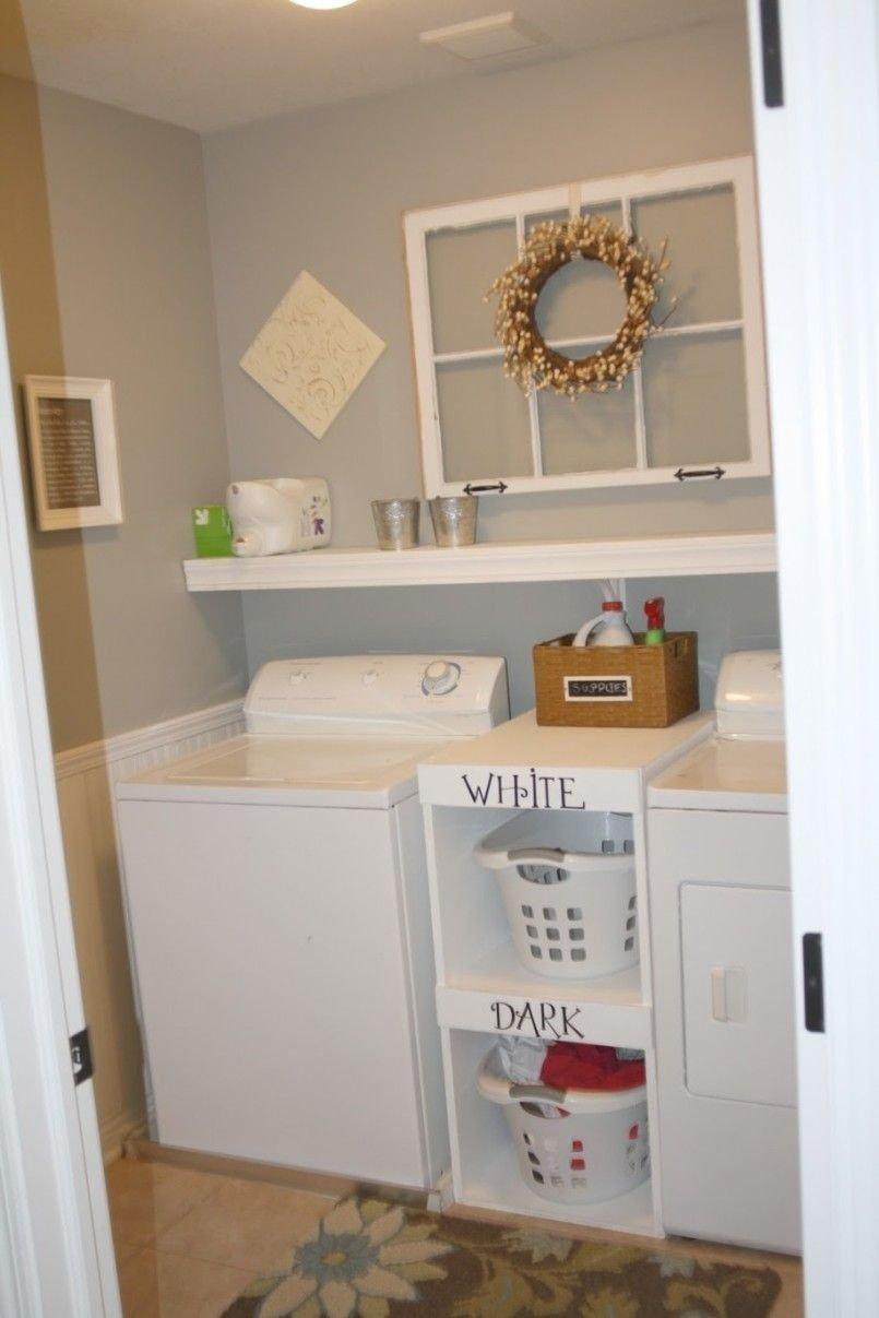 10 most popular small laundry room ideas pinterest