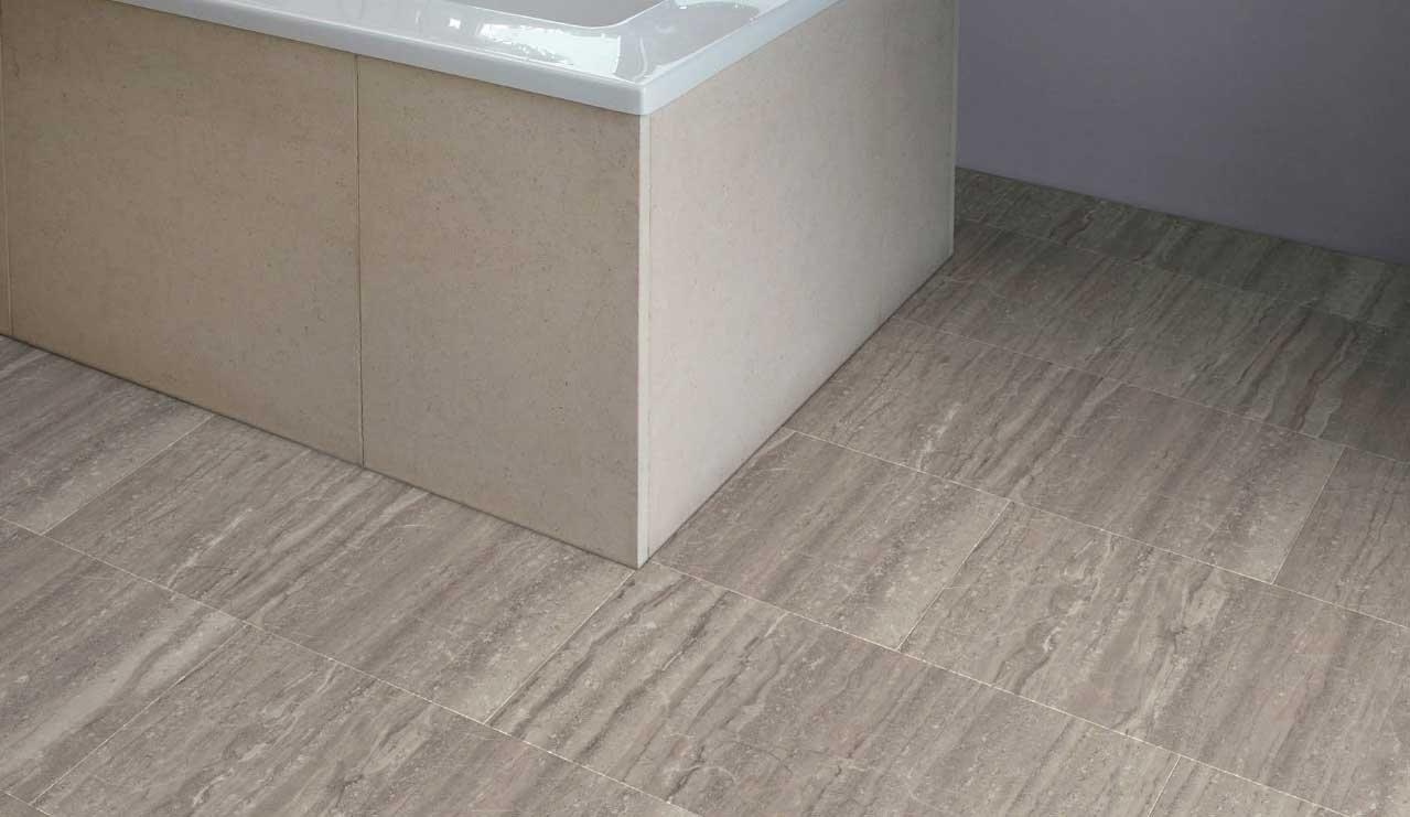 10 Wonderful Small Bathroom Tile Floor Ideas small bathroom floor tile ideas with stone floor tiles doric marble 2020