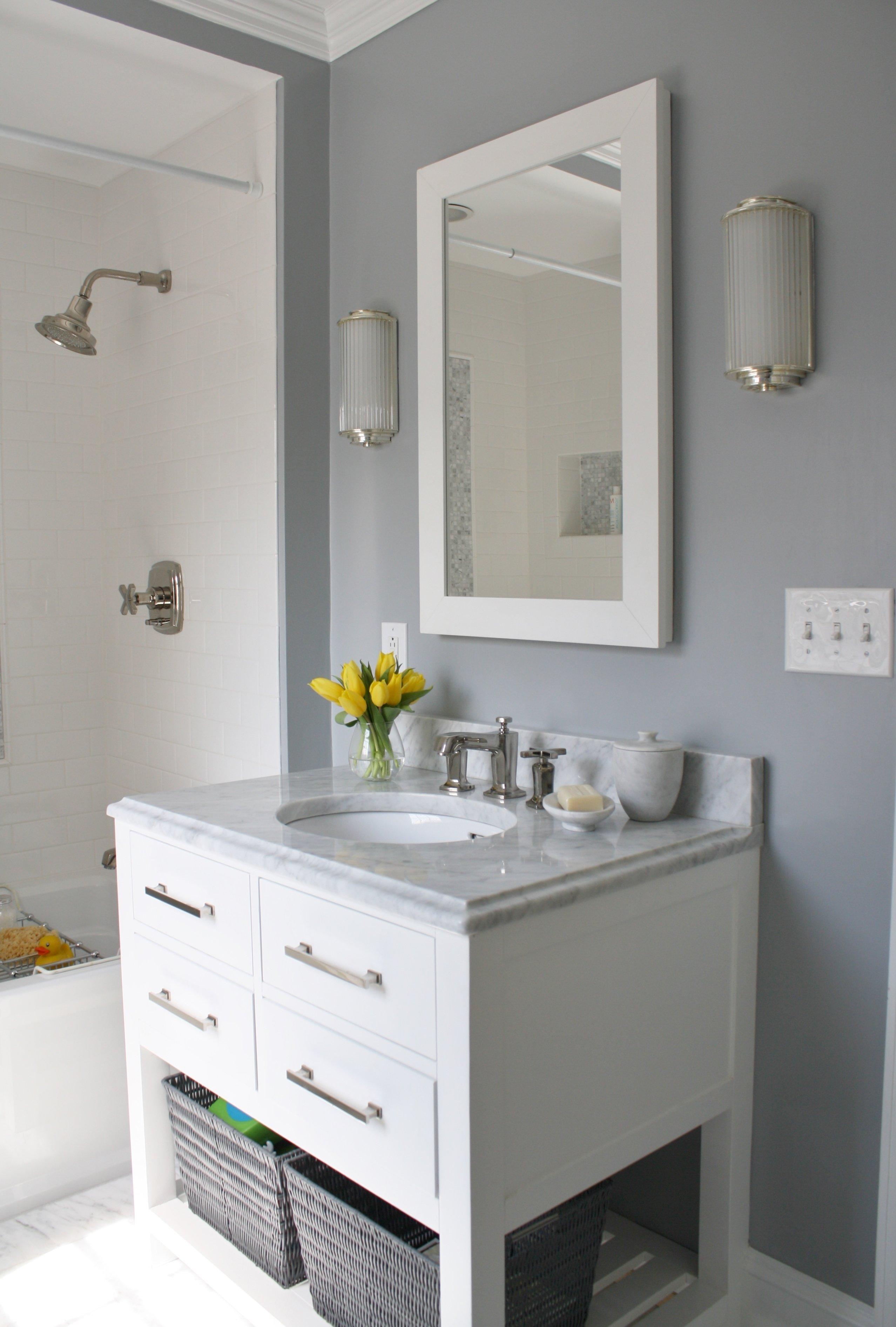 10 Famous Bathroom Color Ideas For Small Bathrooms small bathroom ideas fancy with shower idolza 2020