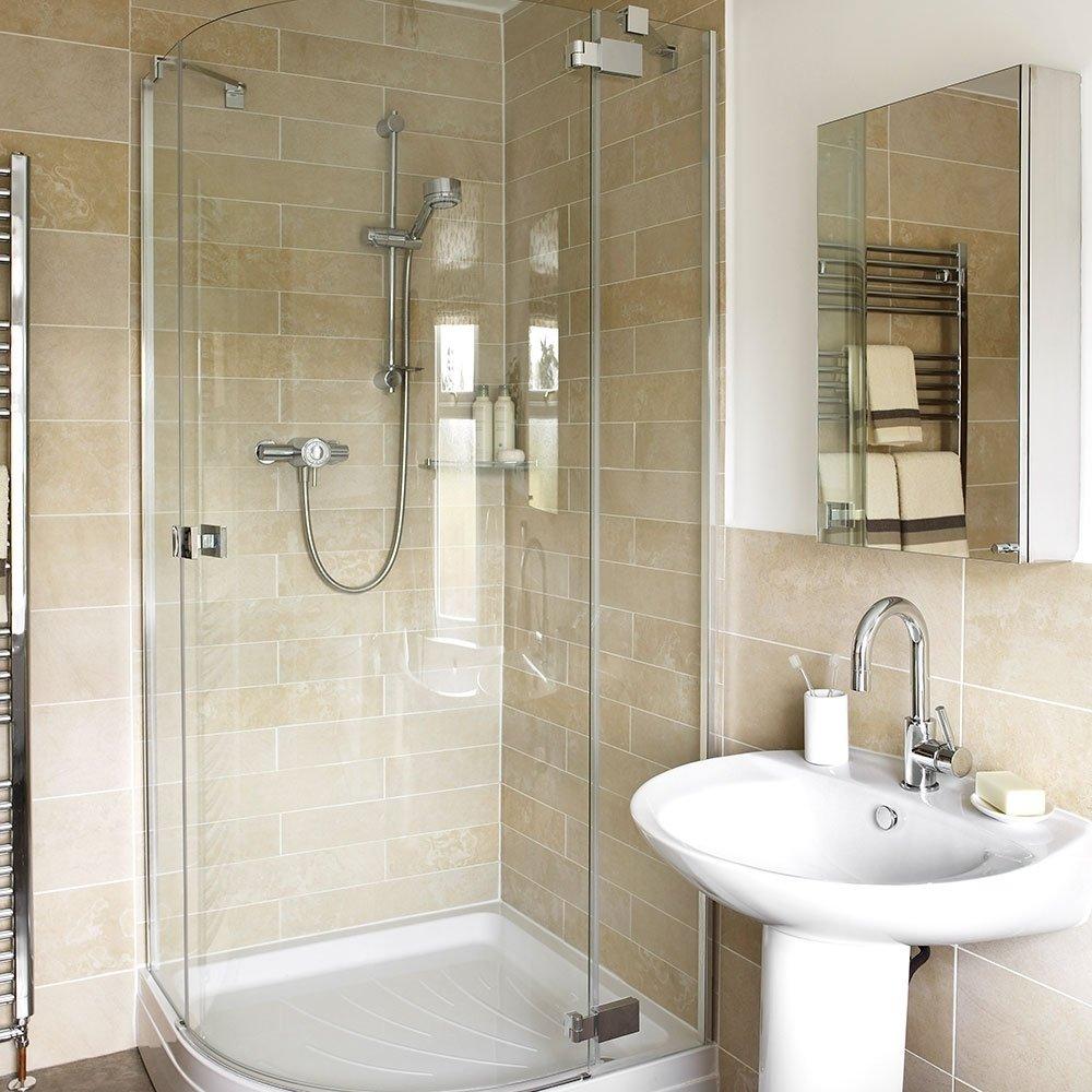 10 Famous Bathroom Shower Ideas For Small Bathrooms
