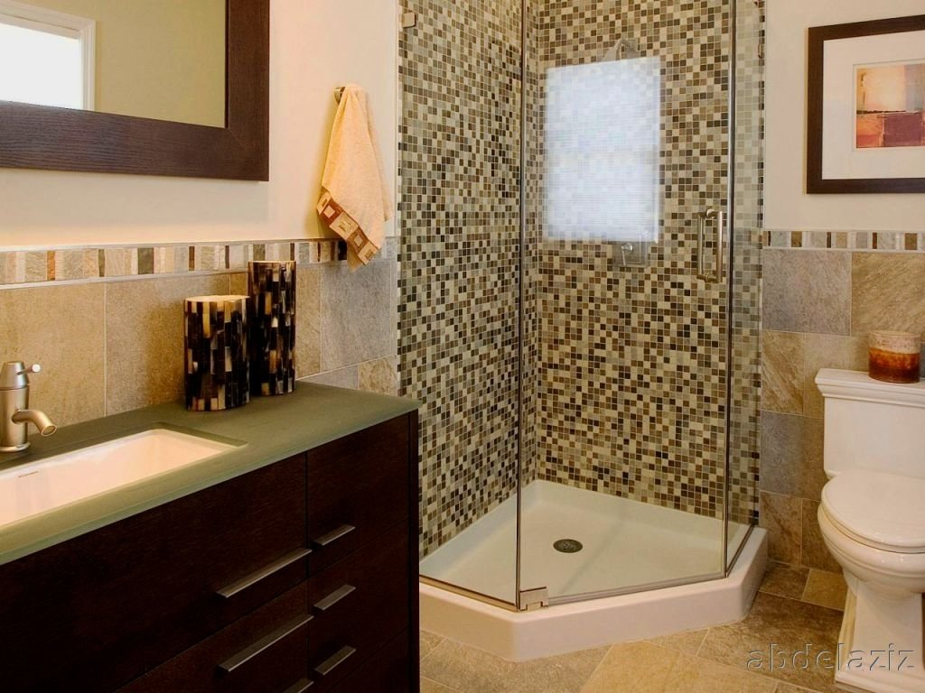 10 Fantastic Cheap Bathroom Remodel Ideas For Small Bathrooms small bathroom tile ideas throughout small bathroom remodel ideas 2020