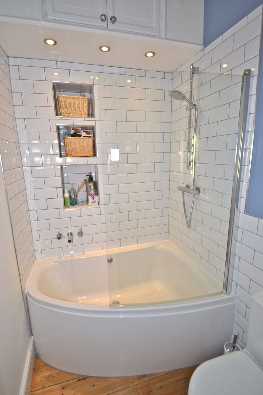 10 Amazing Bathtub Ideas For A Small Bathroom small bathtubs kohler 4 small corner tub shower combo for 1 2020