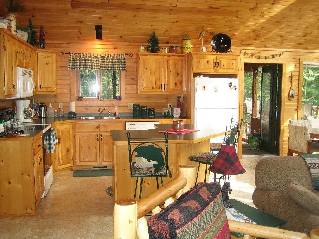 10 Beautiful Small Cabin Interior Design Ideas small cabin decor for incredible decorating ideas hunting lodge wall 2020
