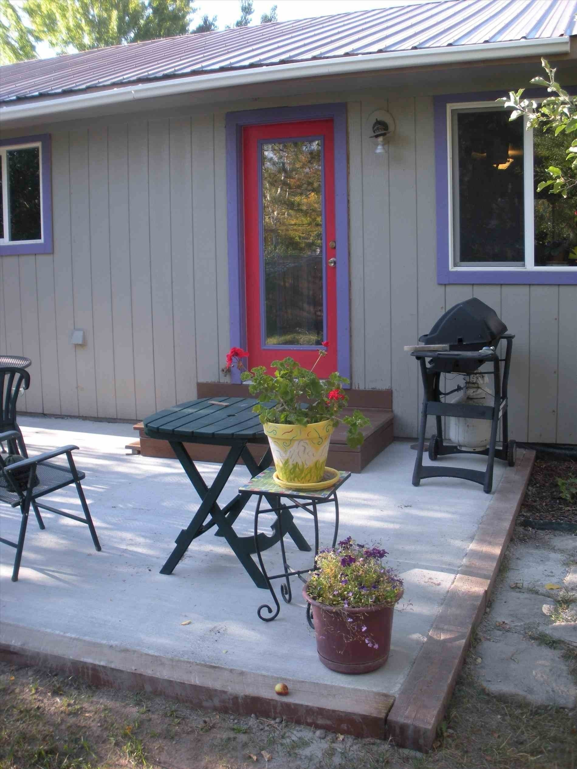 10 Best Concrete Patio Ideas For Small Backyards small cement patio ideas fresh concrete small cement patio ideas