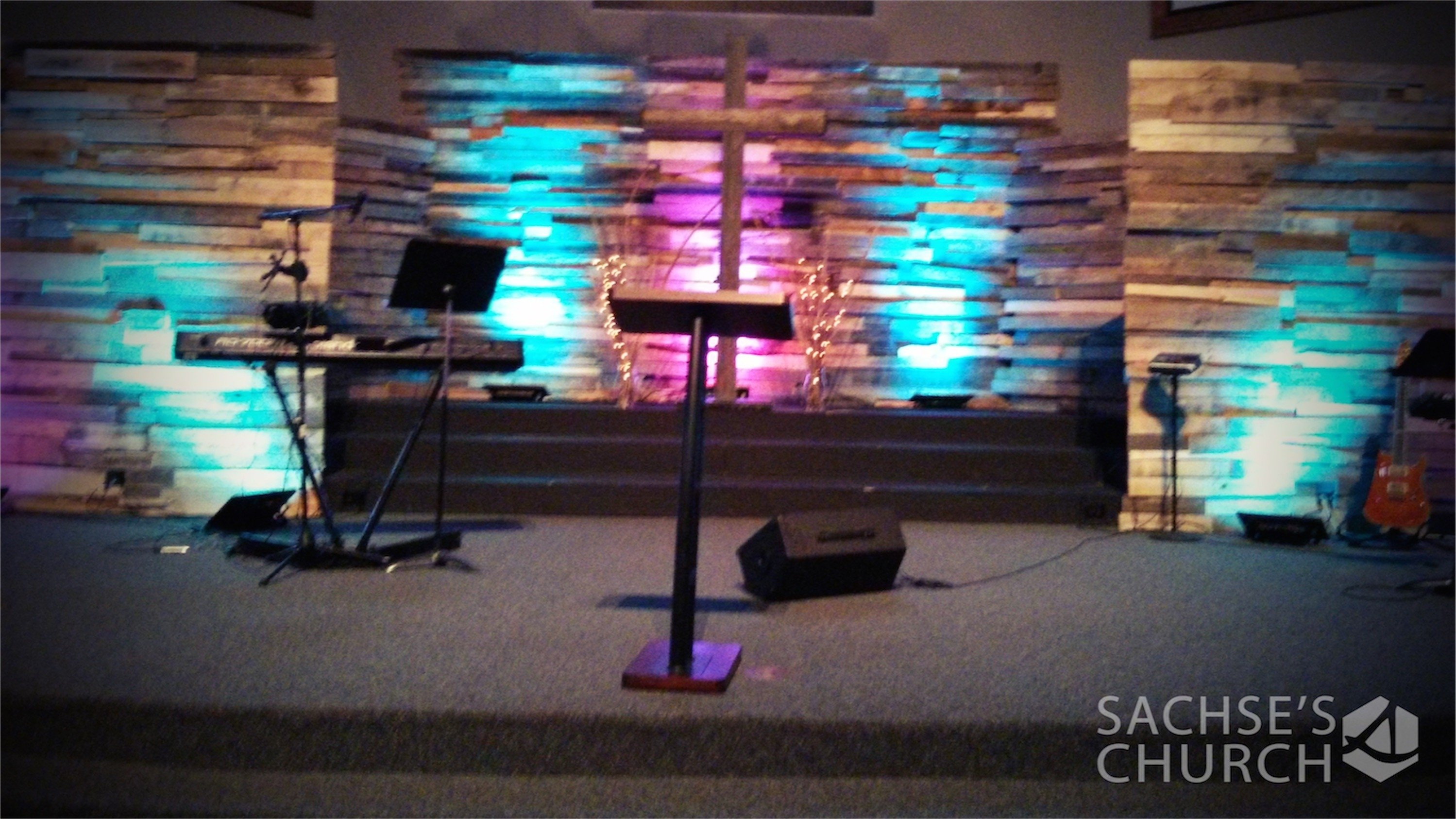 10 Unique Small Church Stage Design Ideas small church stage design ideas adam west from sachse s church in 2020