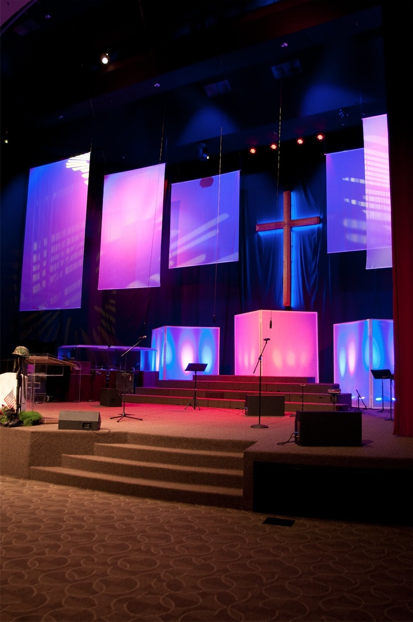 10 Unique Small Church Stage Design Ideas small church stage design ideas utrails home design church stage 2020