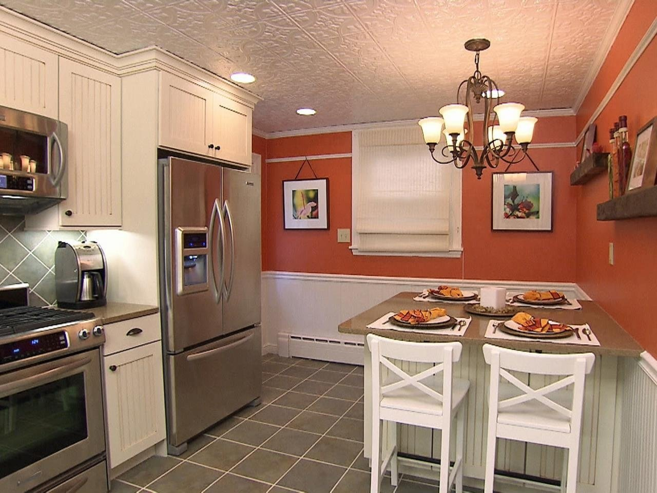 10 Most Recommended Small Eat In Kitchen Ideas small eat in kitchen ideas tatertalltails designs amazing small