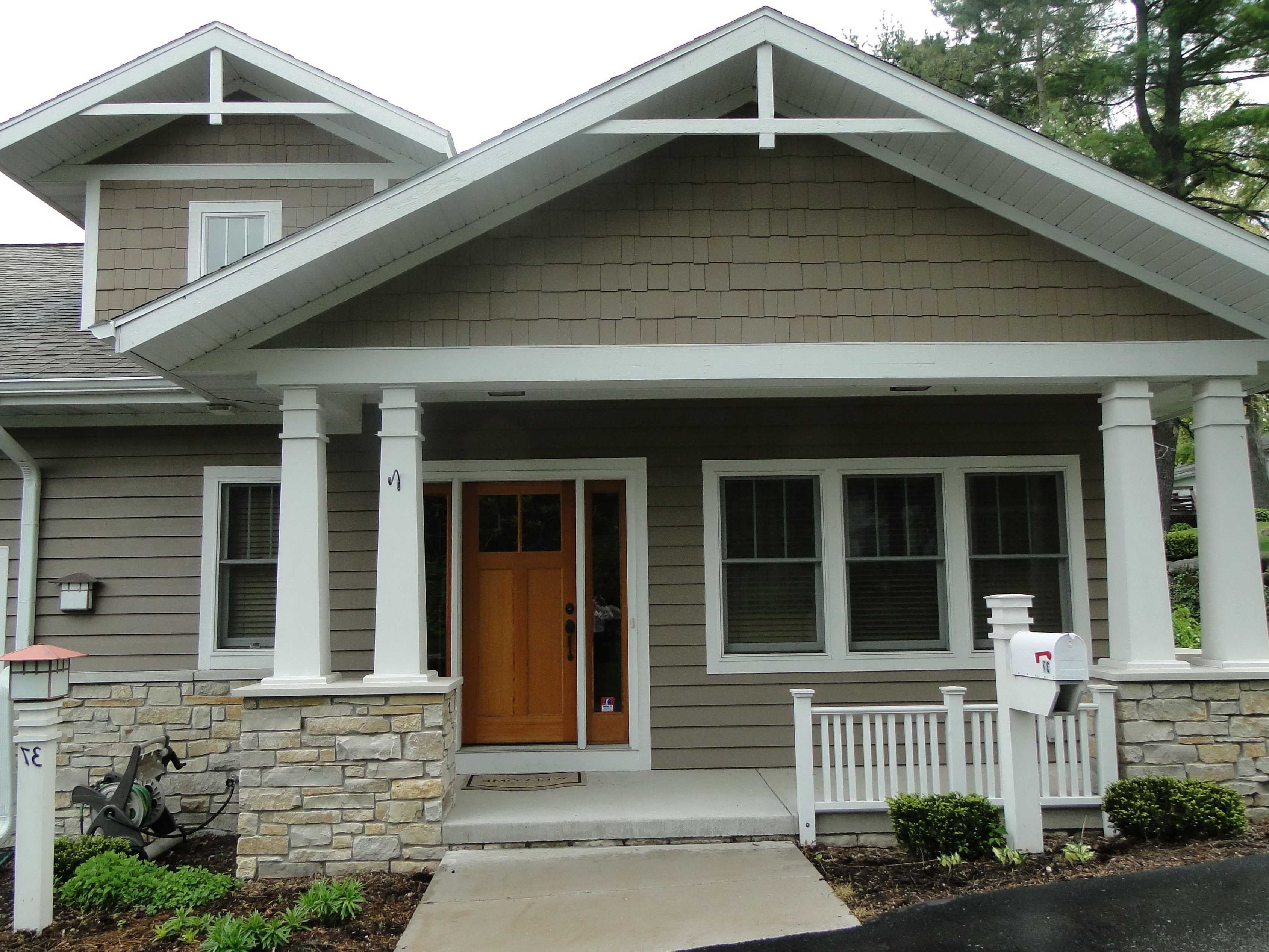 10 gorgeous front porch ideas for small houses