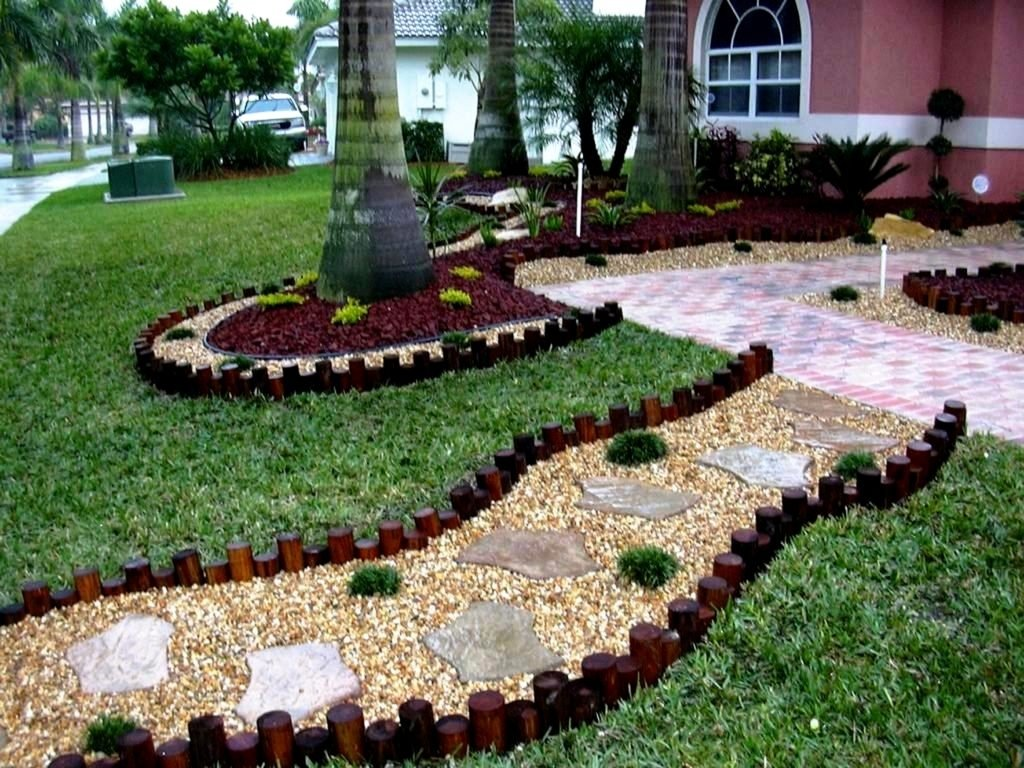 10 Spectacular Front Yard Landscaping Ideas On A Budget small front yard landscaping ideas on a budget for of house large 2 2020
