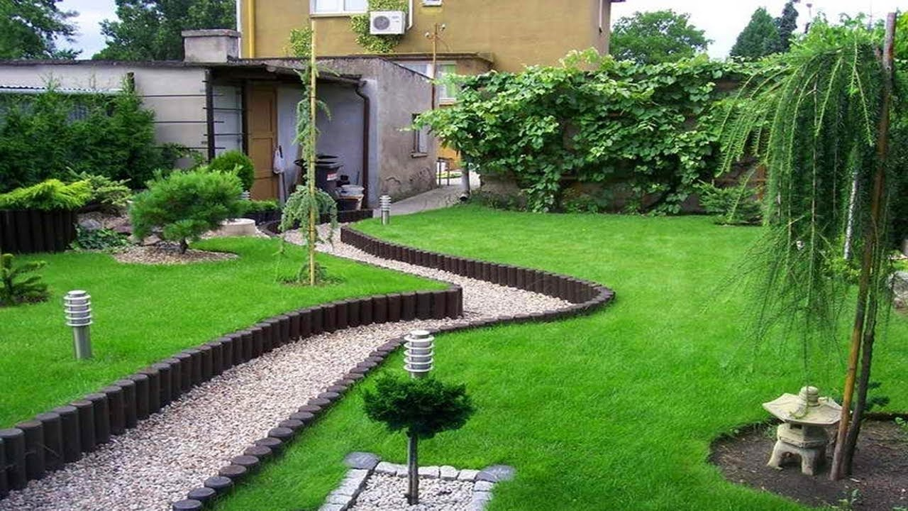10 Perfect Garden Ideas On A Budget small garden design ideas on a budget inexpensive landscaping 2021