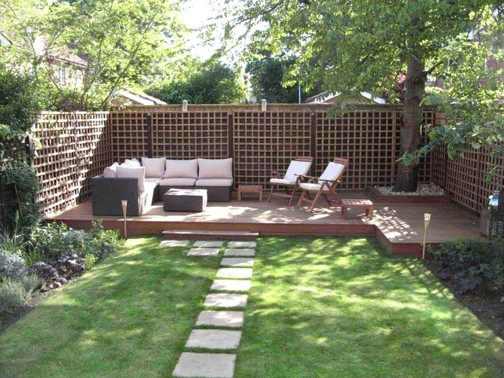 10 Lovable Backyard Design Ideas On A Budget small garden ideas budget garden ideas on a budget nz cool garden 2020