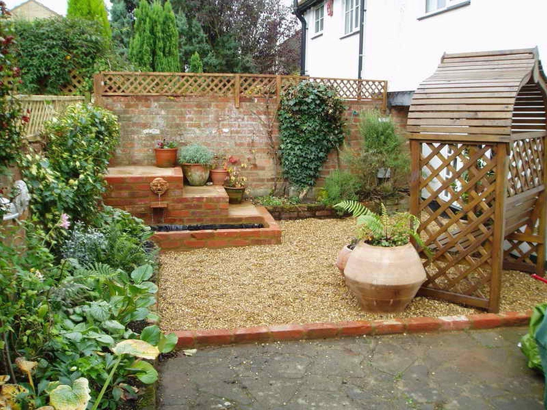 10 Cute Small Garden Ideas On A Budget small garden ideas on a budget lovely cheap easy backyard 2021