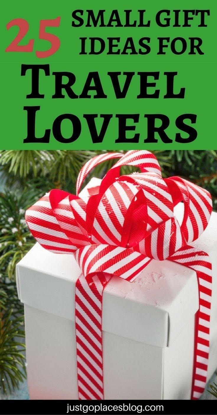 10 Awesome Small Gift Ideas For Friends small gift ideas for christmas travel advice and travel articles