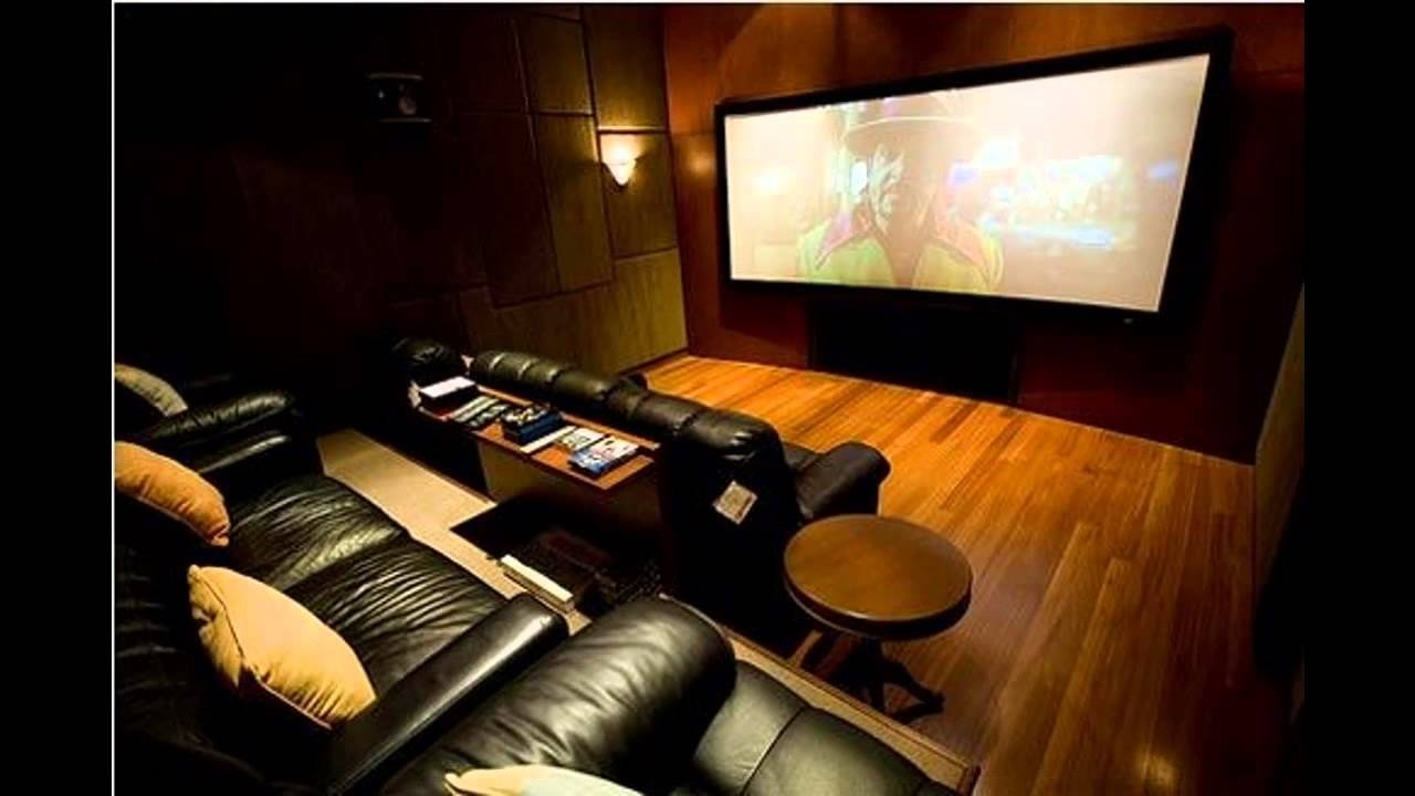 10 Most Popular Home Theater Ideas For Small Rooms small home theater room ideas youtube 2020