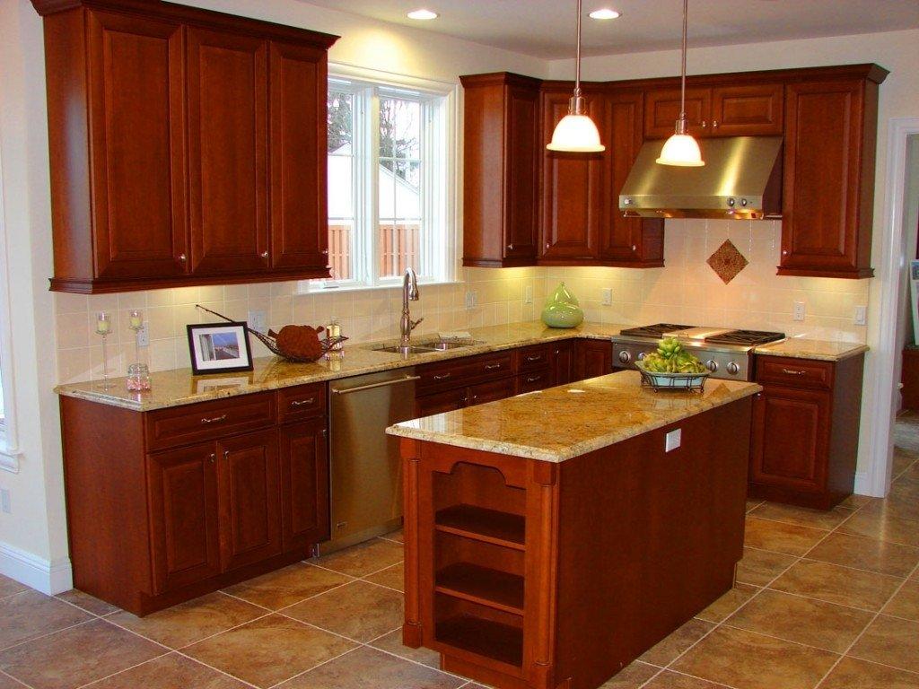 10 Stylish Cabinet Ideas For Small Kitchens small kitchen ideas decobizz
