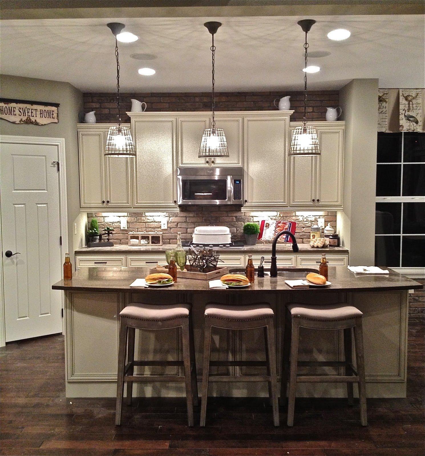 10 Attractive Kitchen Island Lighting Ideas Pictures small kitchen island pendants ideas collaborate decors kitchen 2020