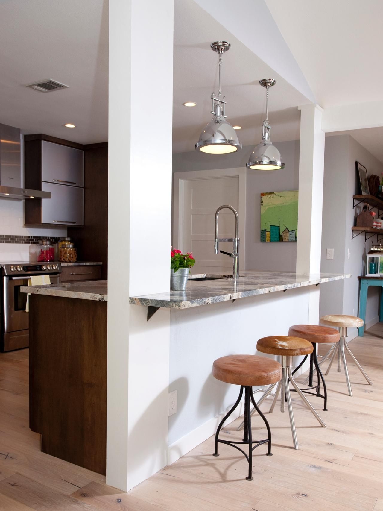 10 Awesome Small Kitchen Design Layout Ideas %name