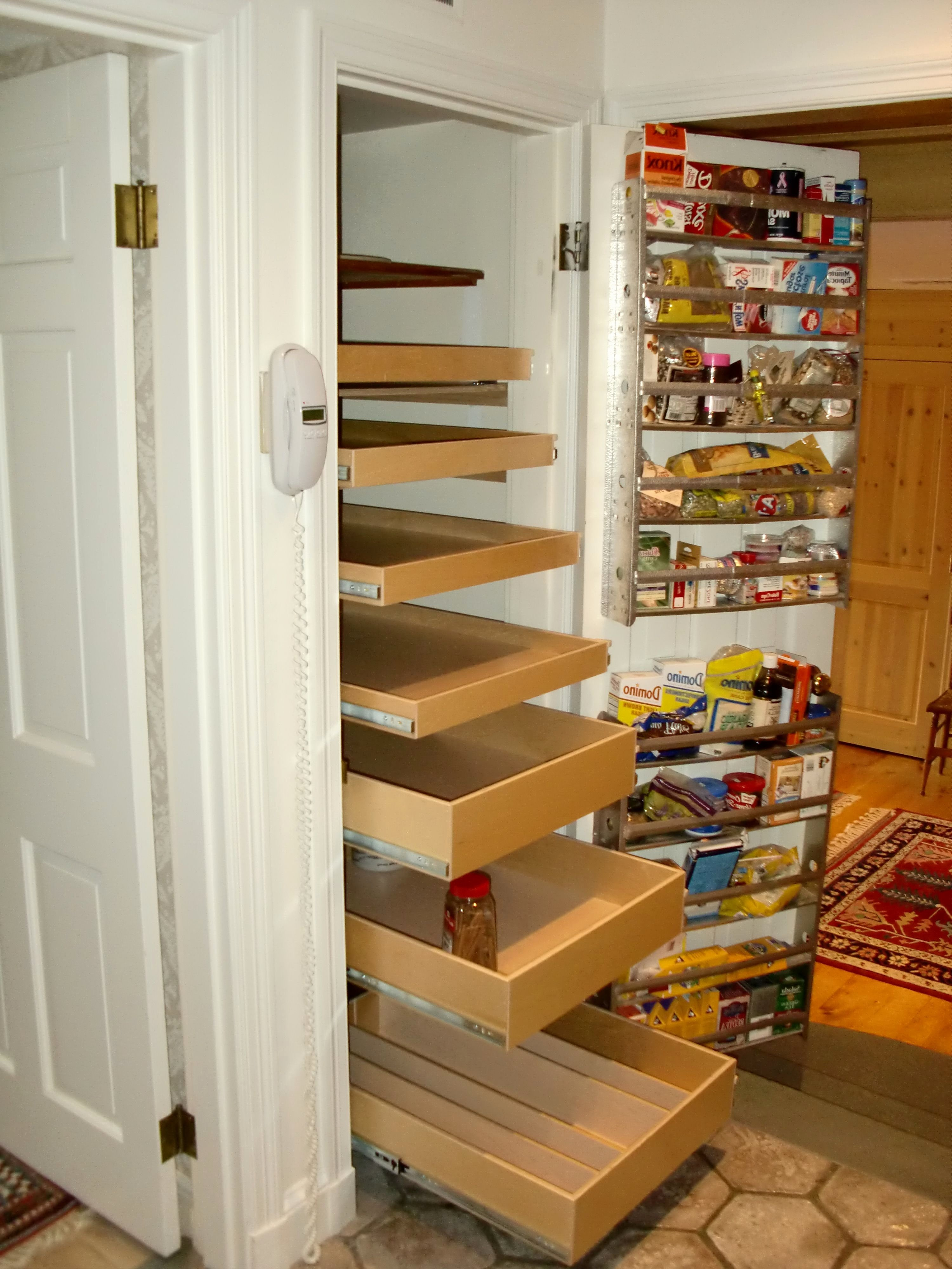 10 Wonderful Pantry Ideas For Small Kitchen small kitchen pantry ideas best of food pantry ideas for small 2020