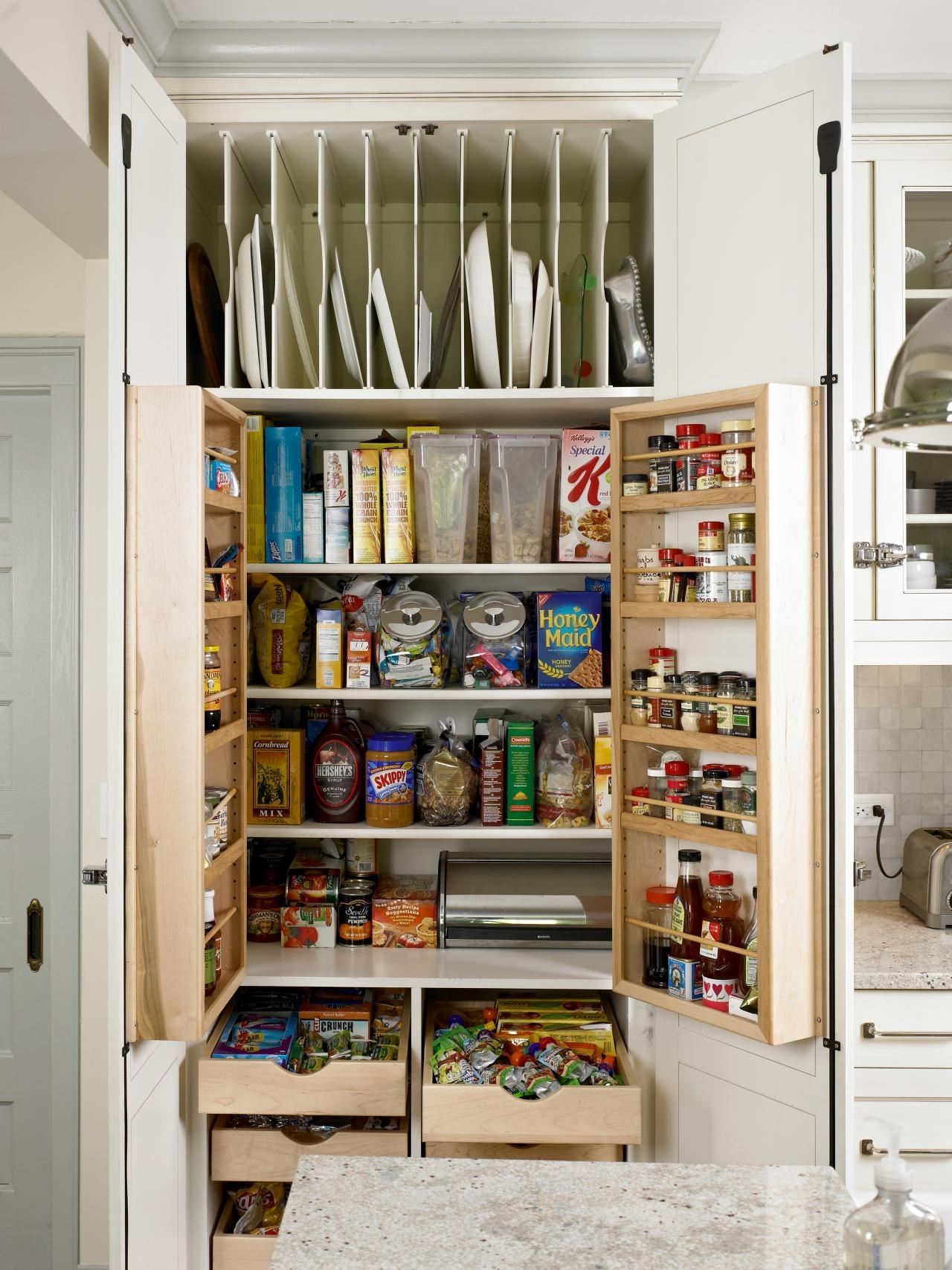 small kitchen storage ideas: pictures & tips from hgtv | hgtv