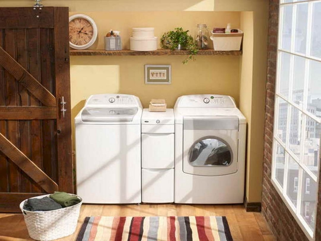 10 Amazing Ideas For Small Laundry Room small laundry room ideas 24 spaces 3 2020