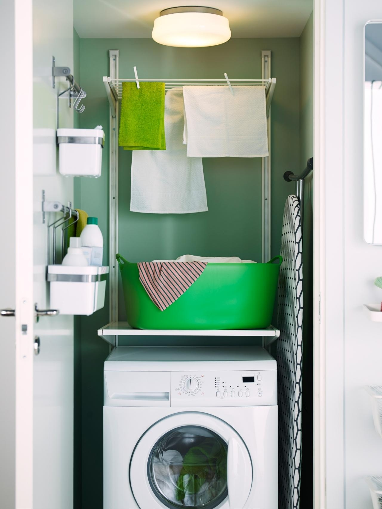 10 Best Laundry Room Ideas For Small Spaces %name 2021
